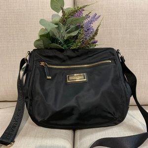 Calvin Klein Microfiber Handbag